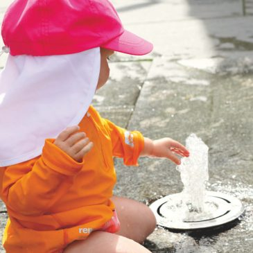 Nachhaltige Outdoor Kleidung fürs Baby und Kind aus Skandinavien