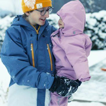 Baby im Winter richtig anziehen – Wichtige Tipps bei Frost und Kälte