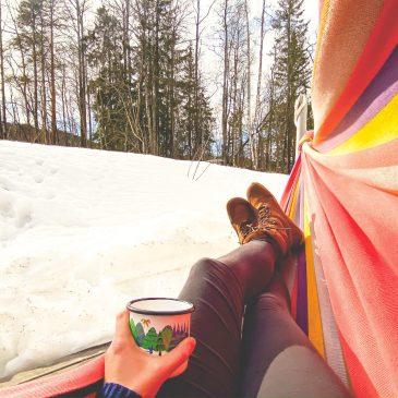 Urlaub auf Balkonien  – So klappt der Urlaub zu Hause