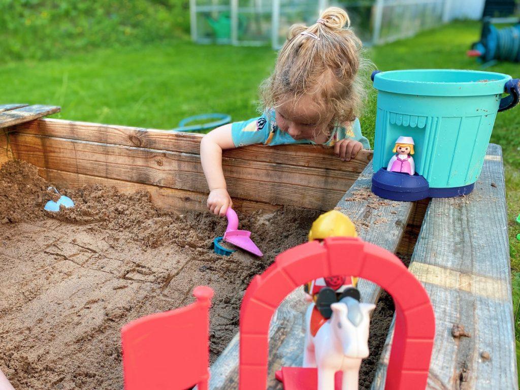 Mikro Abenteuer mit Kindern in den Sommerferien zu Hause