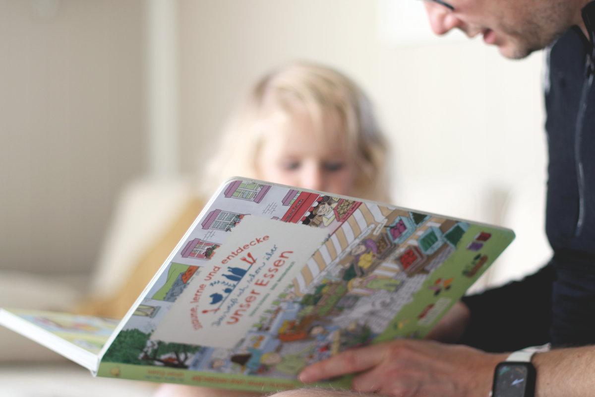 Beschäftigungsideen mit Kindern