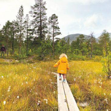 Gute Gründe, warum Kinder täglich draußen in der Natur spielen sollten.